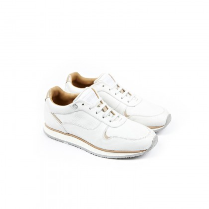 RUNNER FE Volonato/Bali White/Nude Athletic