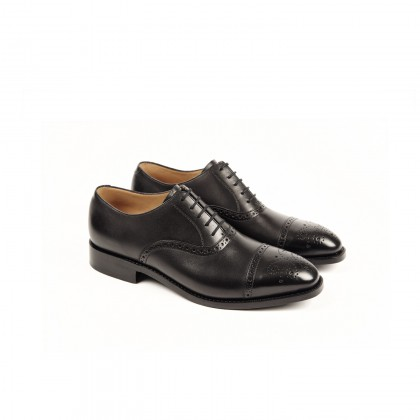 TAMARIS Black Anilcalf Cuir