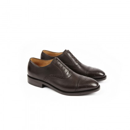 TAMARIS Coffee Anilcalf Cuir