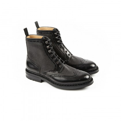 DUBLIN Black Windsor/Beluga Commando